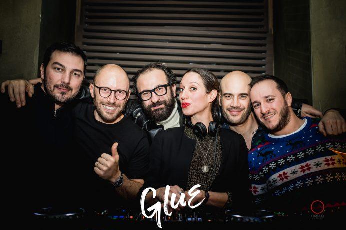 GLUE | Stefano Fontana aka Stylophonic | YOUparti circle milano friday free house music