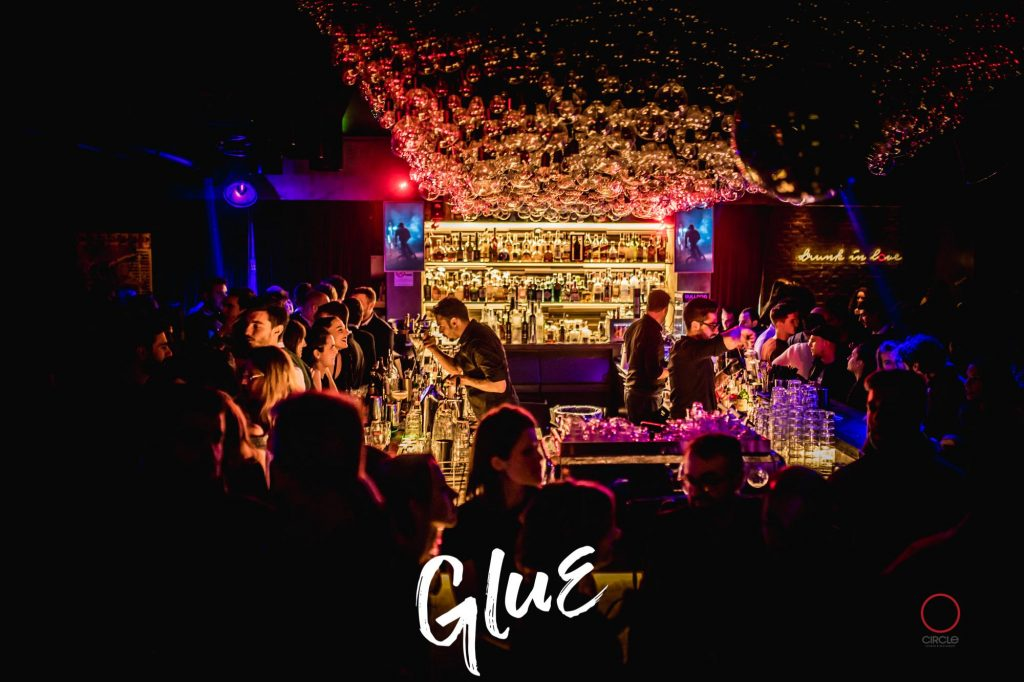 GLUE / We Are Back | YOUparti circle venerdì friday house music free