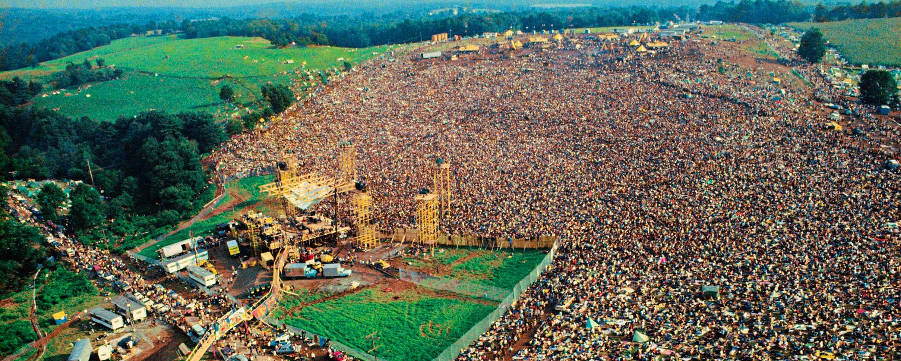 Woodstock sta per tornare