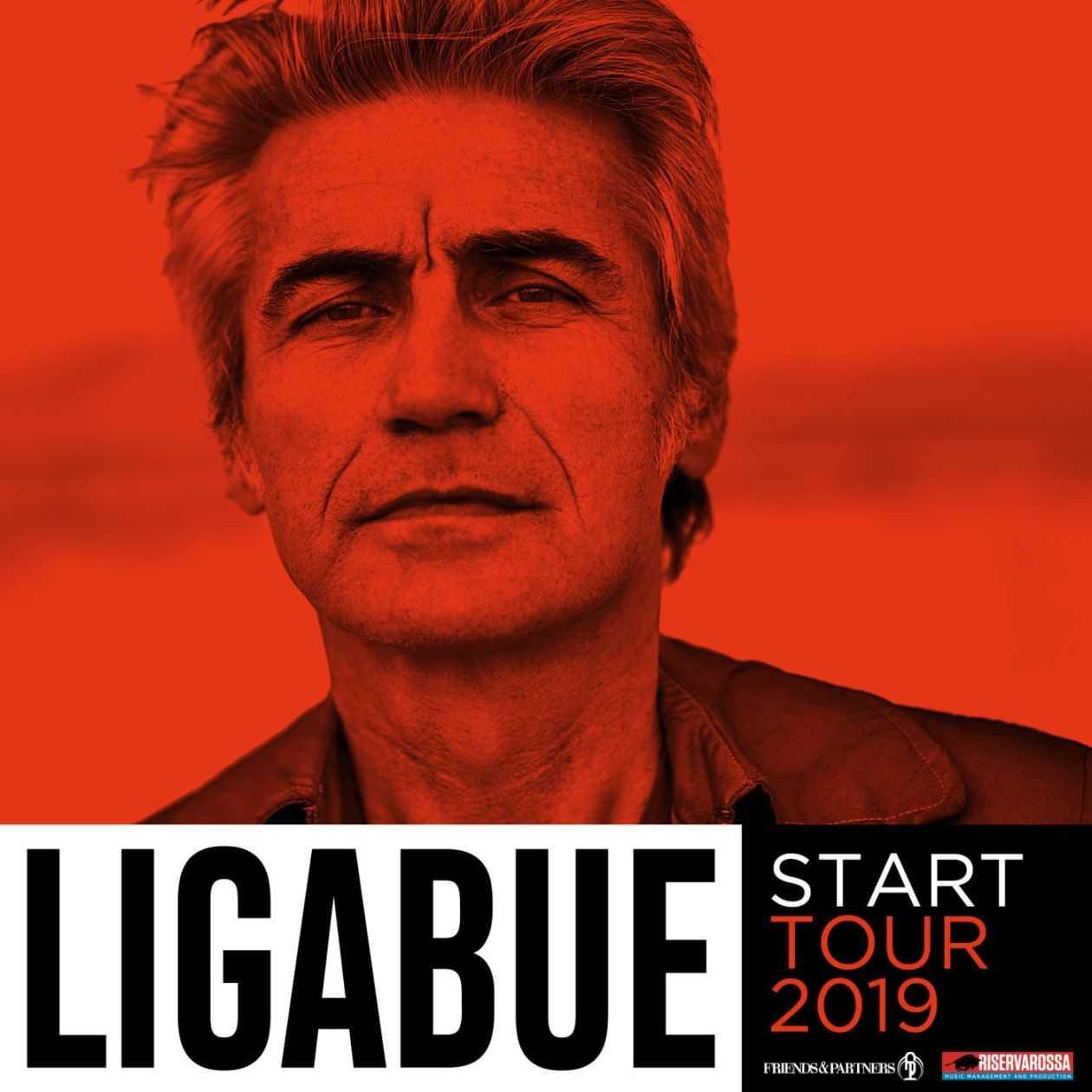 Luciano Ligabue a Milano - Start Tour 2019 | YOUparti stadio san siro