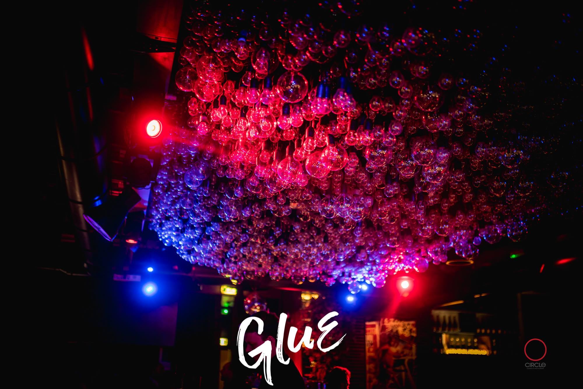 GLUE / Revolution | YOUparti house music friday venerdì circle free gratis