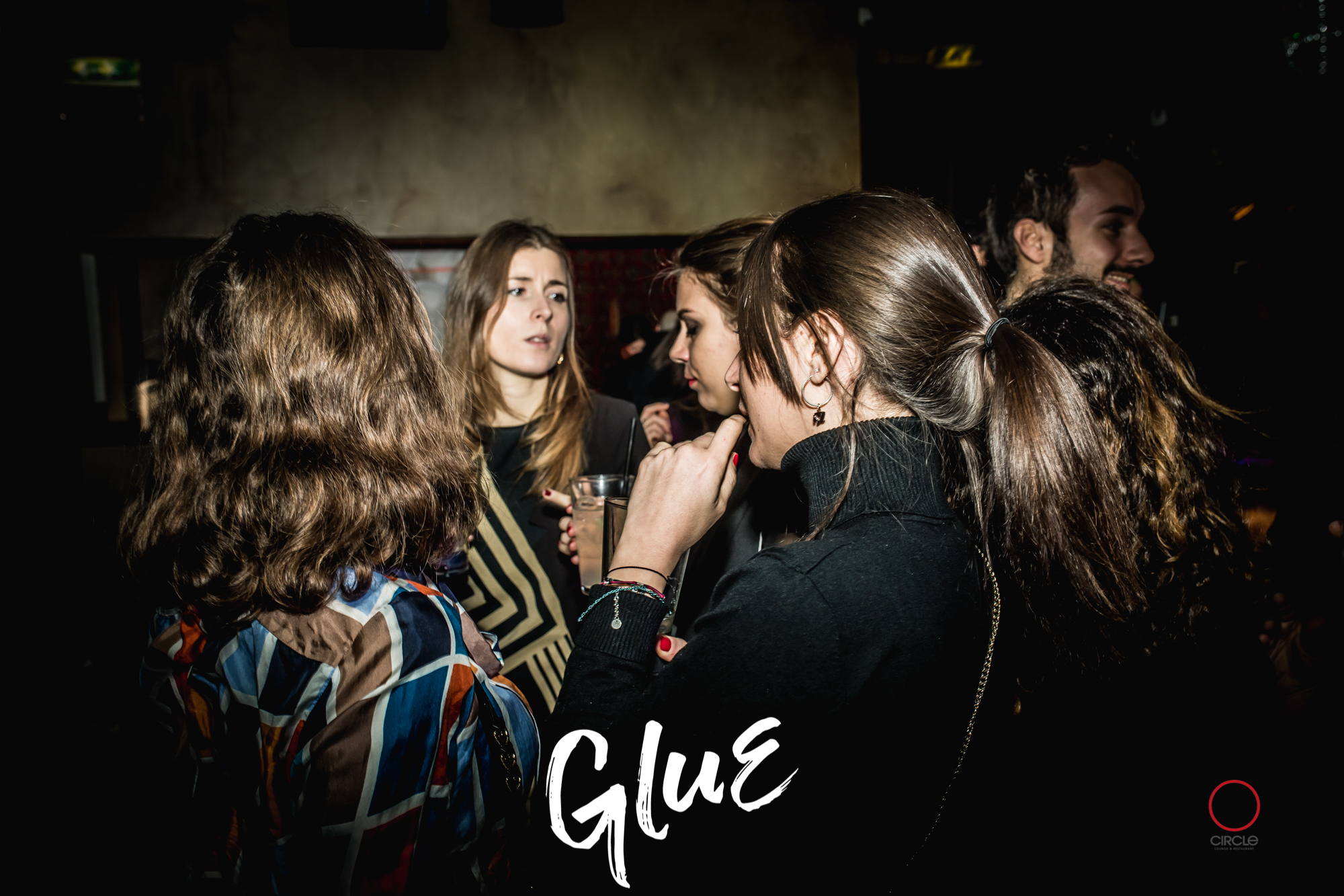 GLUE / God of The Ghetto | YOUparti circle milano friday venerdì free house music