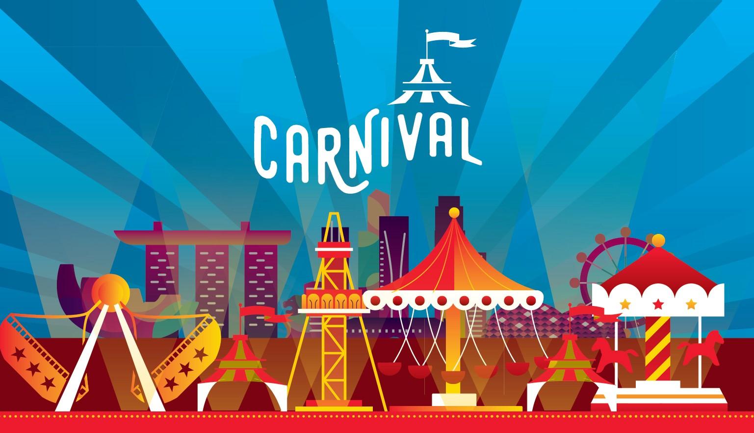 Carnival Party XV Edition - YOUparti space spazio toffetti 25 free gratis