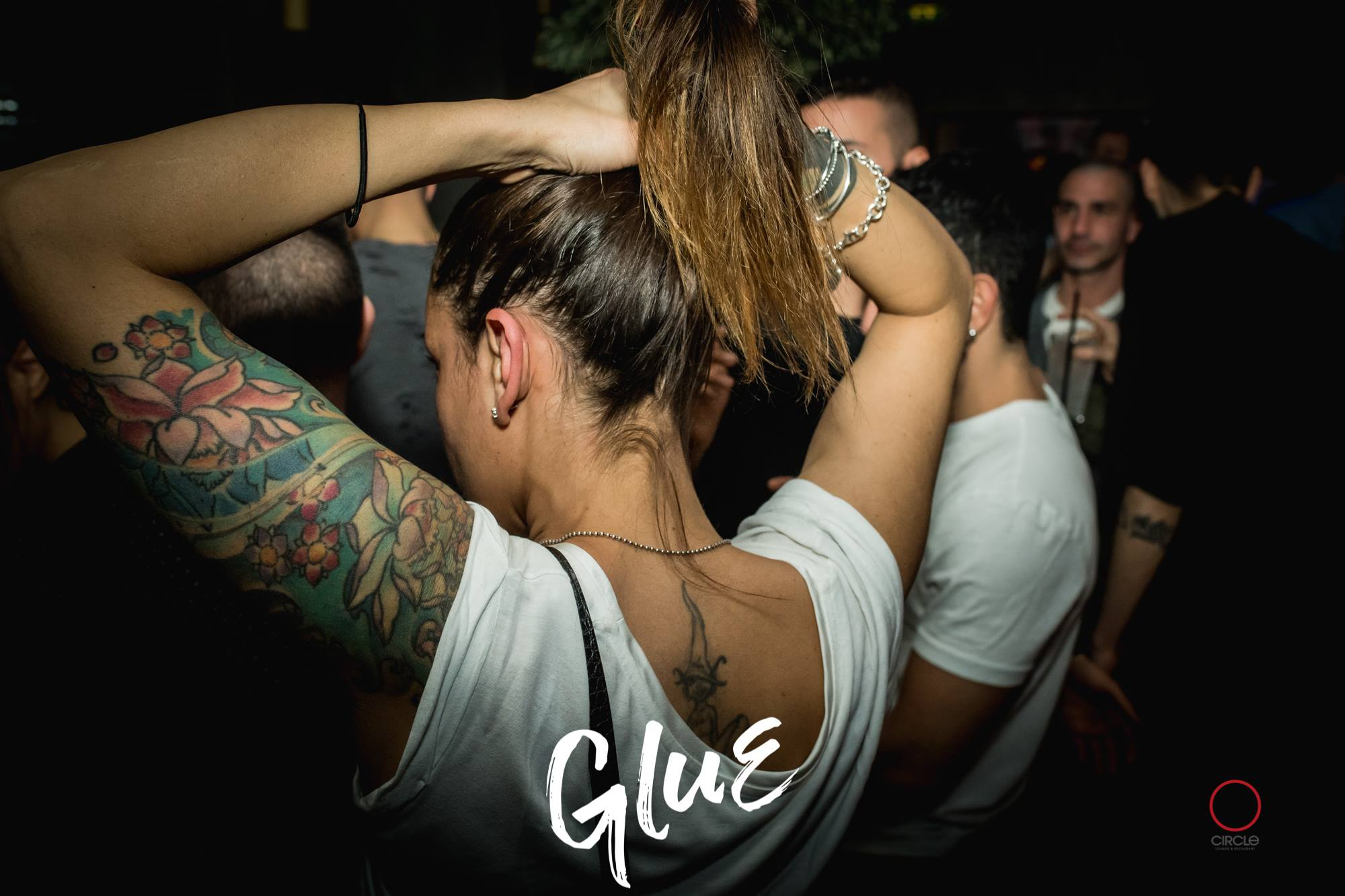 GLUE meets DEVICE JACKIN RECORDS | YOUparti circle milano house music free gratis friday venerdì
