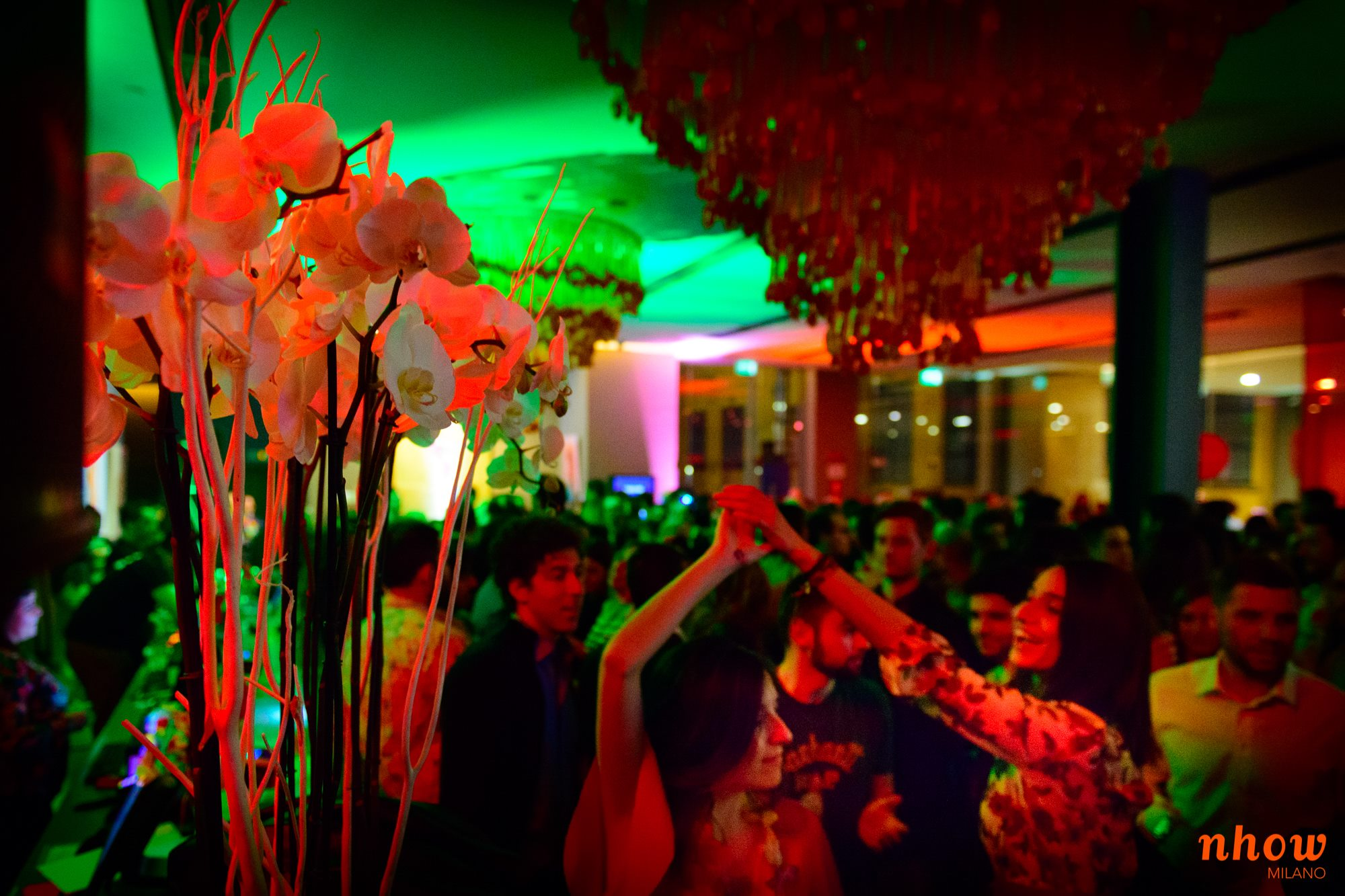 Hotel Cocktail Party - Maledetta Primavera / Spring Party | YOUparti nhow tortona
