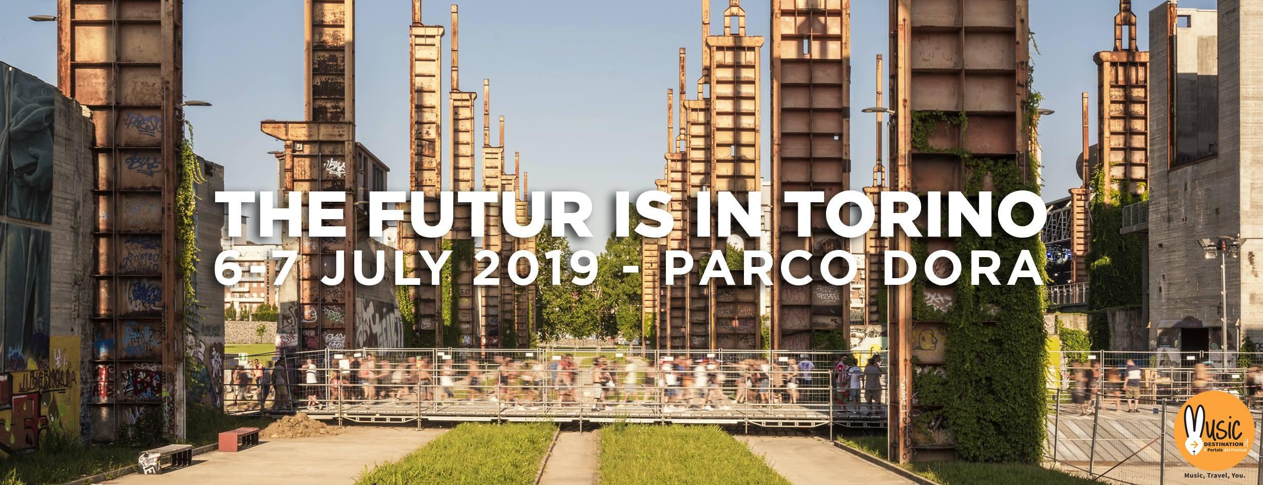 Kappa Futurfestival 2019 line up 2