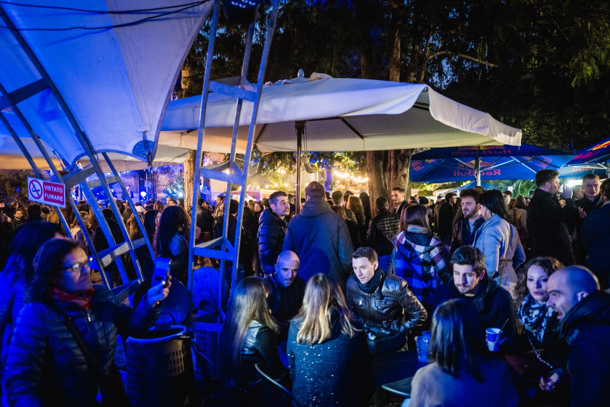 Design Warriors Official Party / Fuorisalone   YOUparti giardino ventura milano desing week mdw