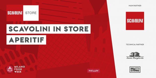 Scavolini in Store Aperitif Milano | YOUparti