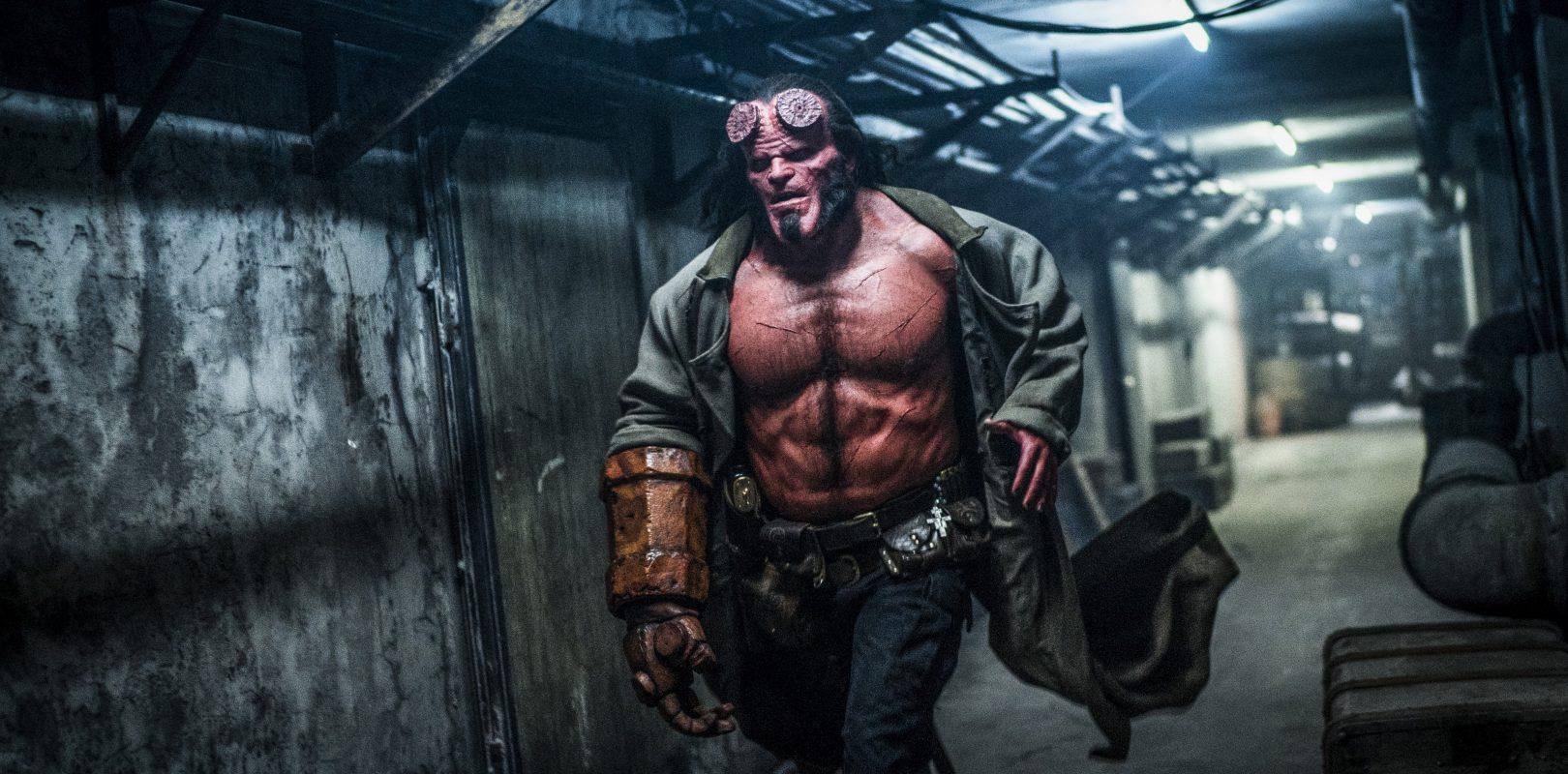 Hellboy la recensione