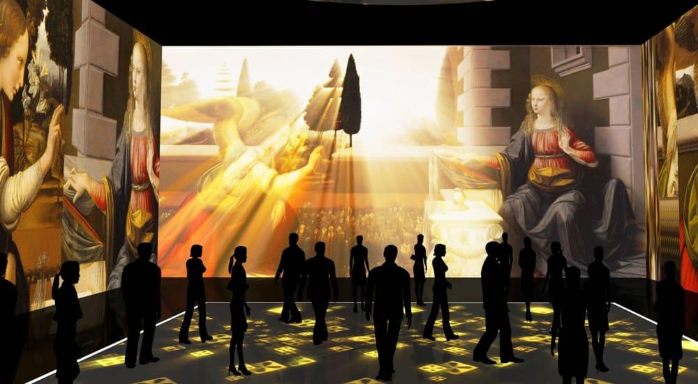 Leonardo da Vinci 3D fabbrica del vapore youparti
