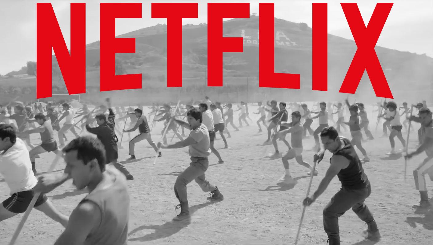Netflix si compra un cinema tutto suo
