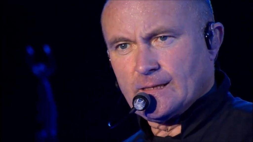 Phil Collins a Milano | YOUparti mediolanum forum assago