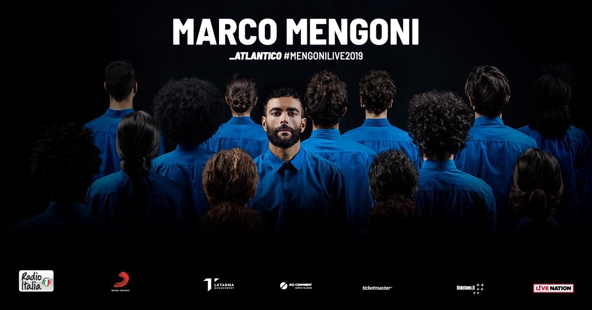Marco mengoni a milano youparti mediolanum forum assago