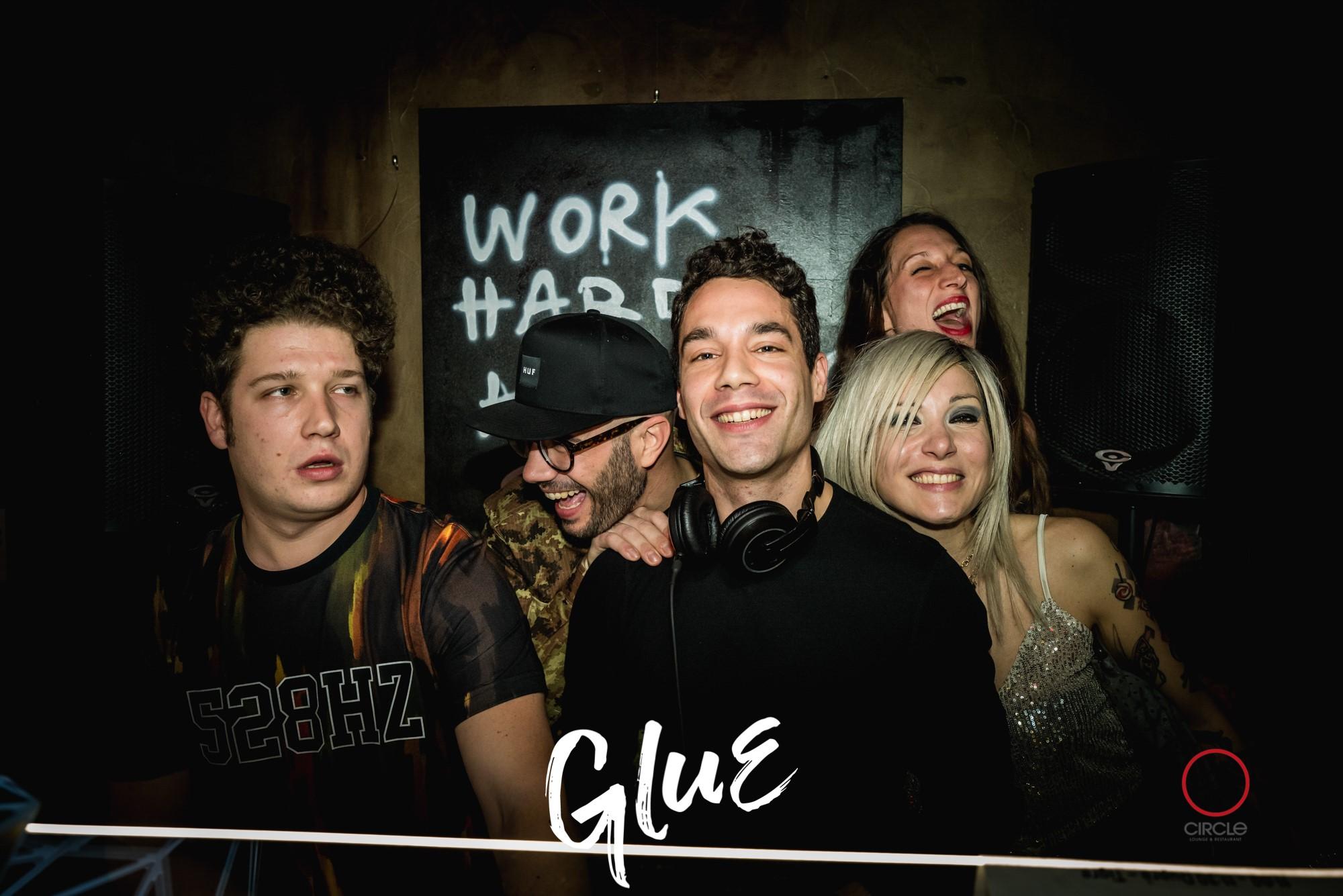 GLUE / Closing Party | YOUparti circle milano friday venerdì gratis free