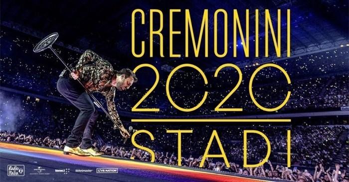 Cesare Cremonini a Milano | YOUparti Stadio San Siro