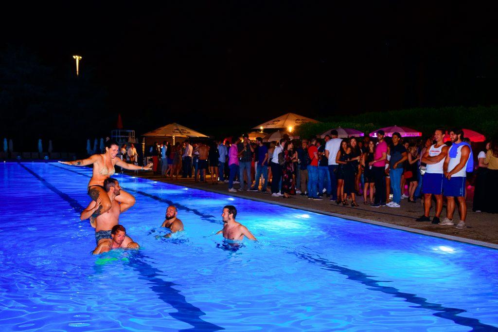 Harbour Club Special Guest Kenny Carpenter | YOUparti Aspria Pool Party aperitivo serata estate