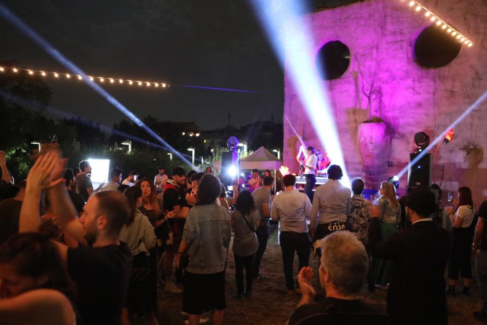 Bovisa Drive-In / Dj Set, Street Food & Cinema / Let's Dance YOUparti film milano cinema