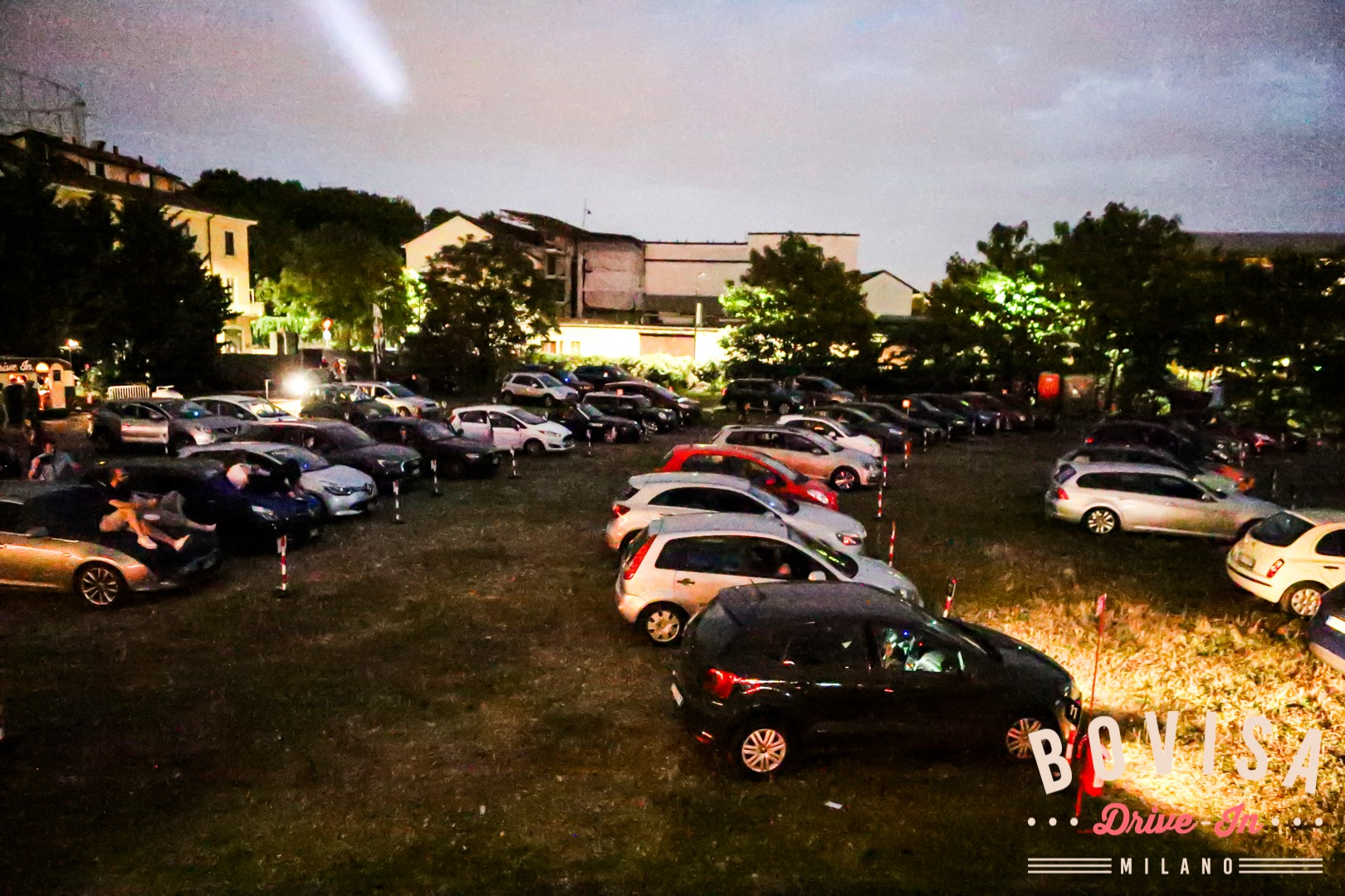 Bovisa Drive-In Opening Party YOUparti next event 5-6-7 Luglio 2019 milano