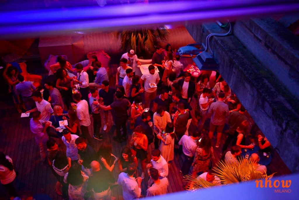 Summer Party / Terrace nhow Hotel | YOUparti estate dj set cocktail party