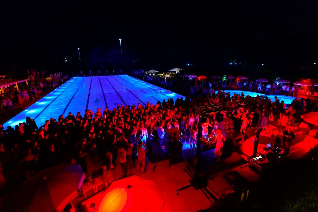 Pool Party at Harbour Club | Golden Night YOUparti