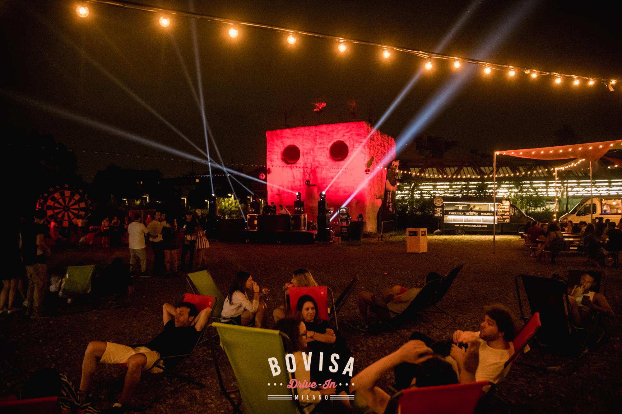 #6 Bovisa Drive-In - Festival dell'Anguria cinema food truck bar attrazioni milano