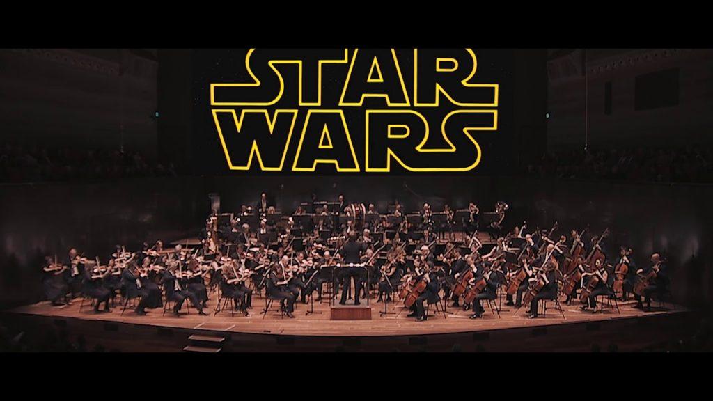 Star Wars orchestra