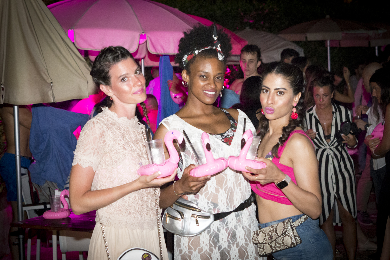 Notte Rosa | Pool Party at Harbour Club YOUparti
