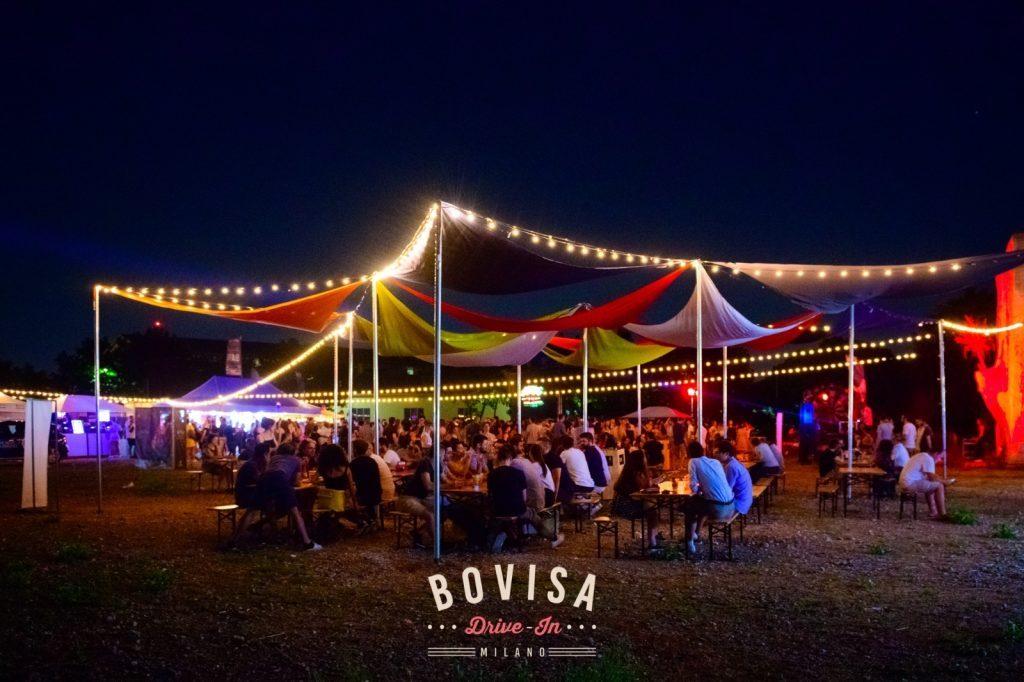 Bovisa Drive-In / DjSet, Street Food & Cinema \ Back to the 80's   YOUparti i goonies ritorno al futuro top gun