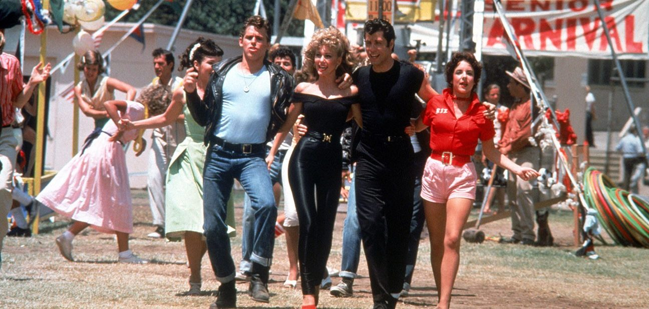 MILANO MOVIE WEEK: PARAMOUNT NETWORK PRESENTA LA GREASE EXPERIENCE youparti bovisa drive in