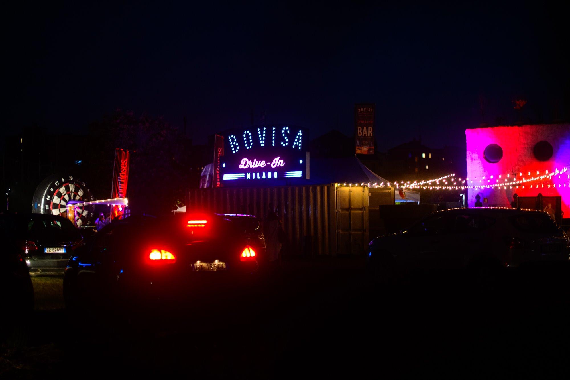 #8 Bovisa Drive-In - Strangers YOUparti