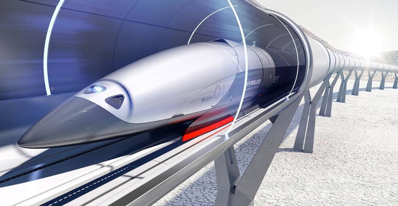 Hyperloop Milano Torino in 7 minuti