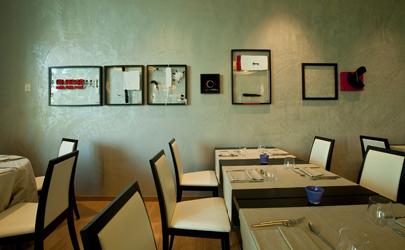 The Mirror - Restaurant - Detail