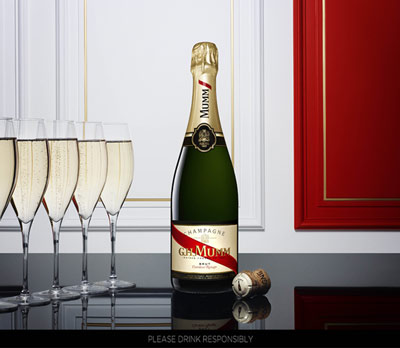 G.H MUMM Official Party | Fashion Week