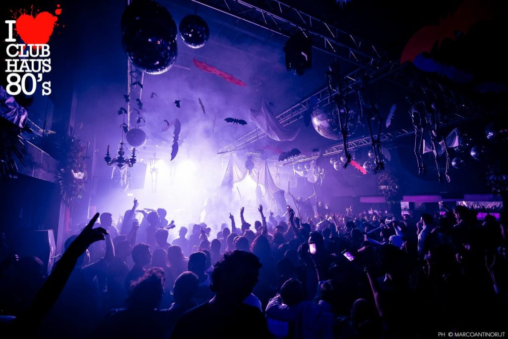 transilvania halloween club haus milano