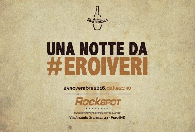 Una Notte da #EROIVERI / J-Ax e Albertino