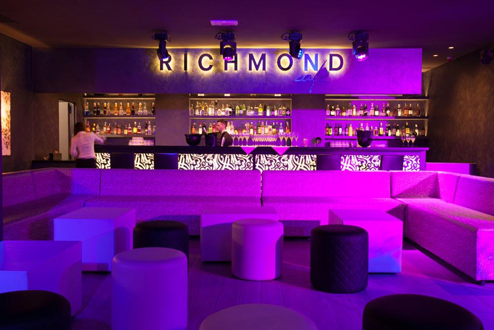 richmond cafe milano