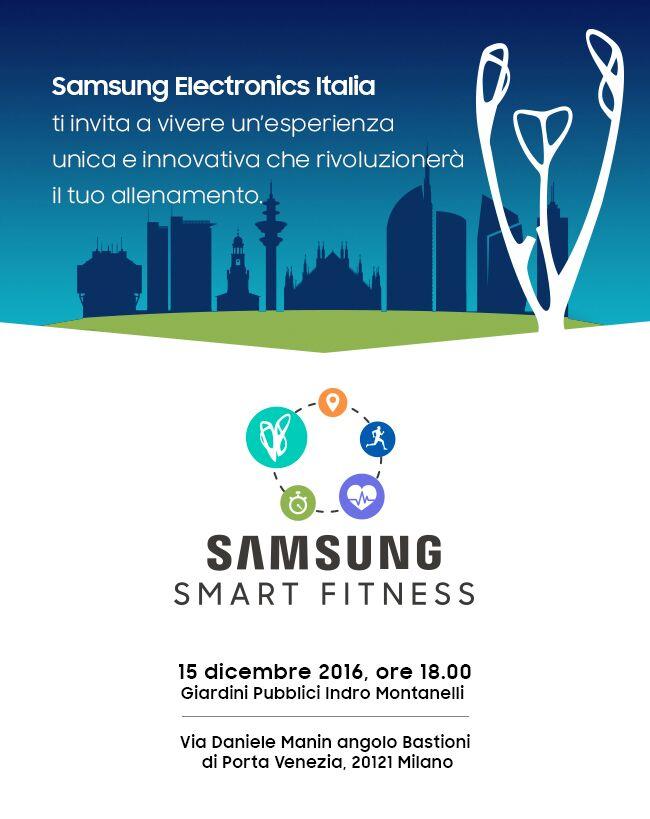 Samsung Smart Fitness