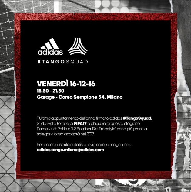 adidas tango squad milano