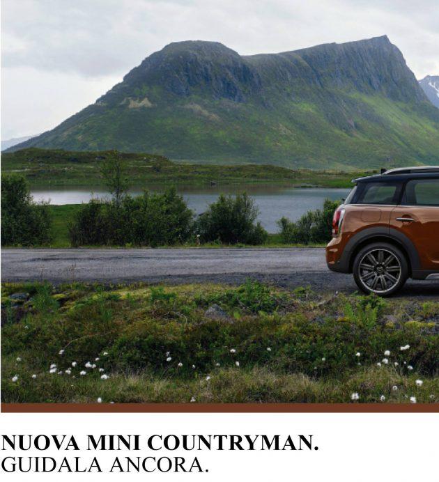 Nuova Mini Countryman Special Event youparti milano