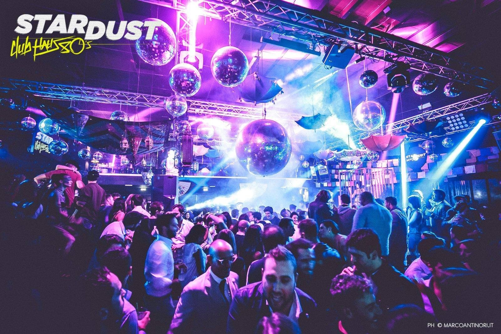stardust club haus milano youparti