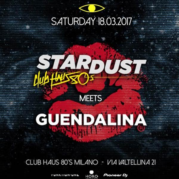 stardust club haus youparti milano