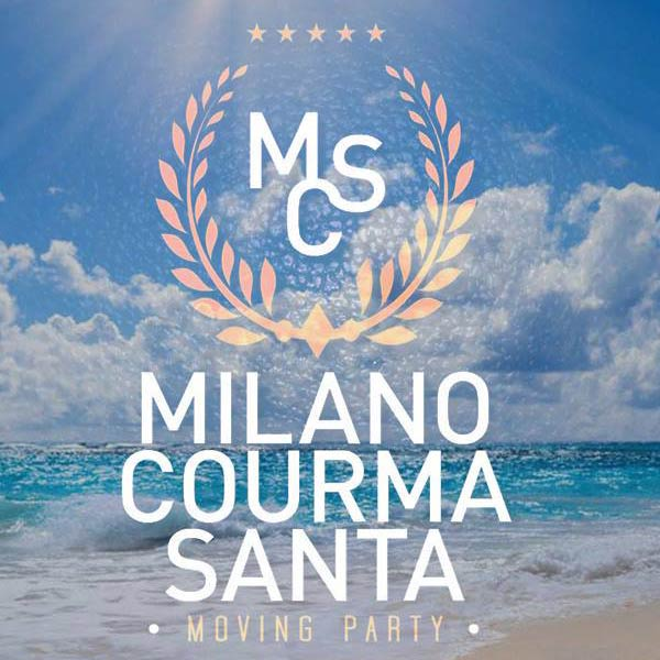 Milano courma santa mcs rally mare party