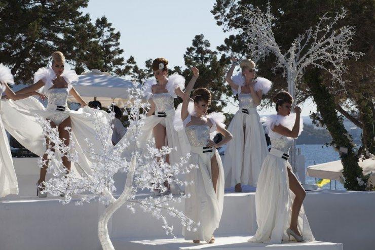 NYX Hotel / White Cocktail Party milano youparti party private events esclusivo