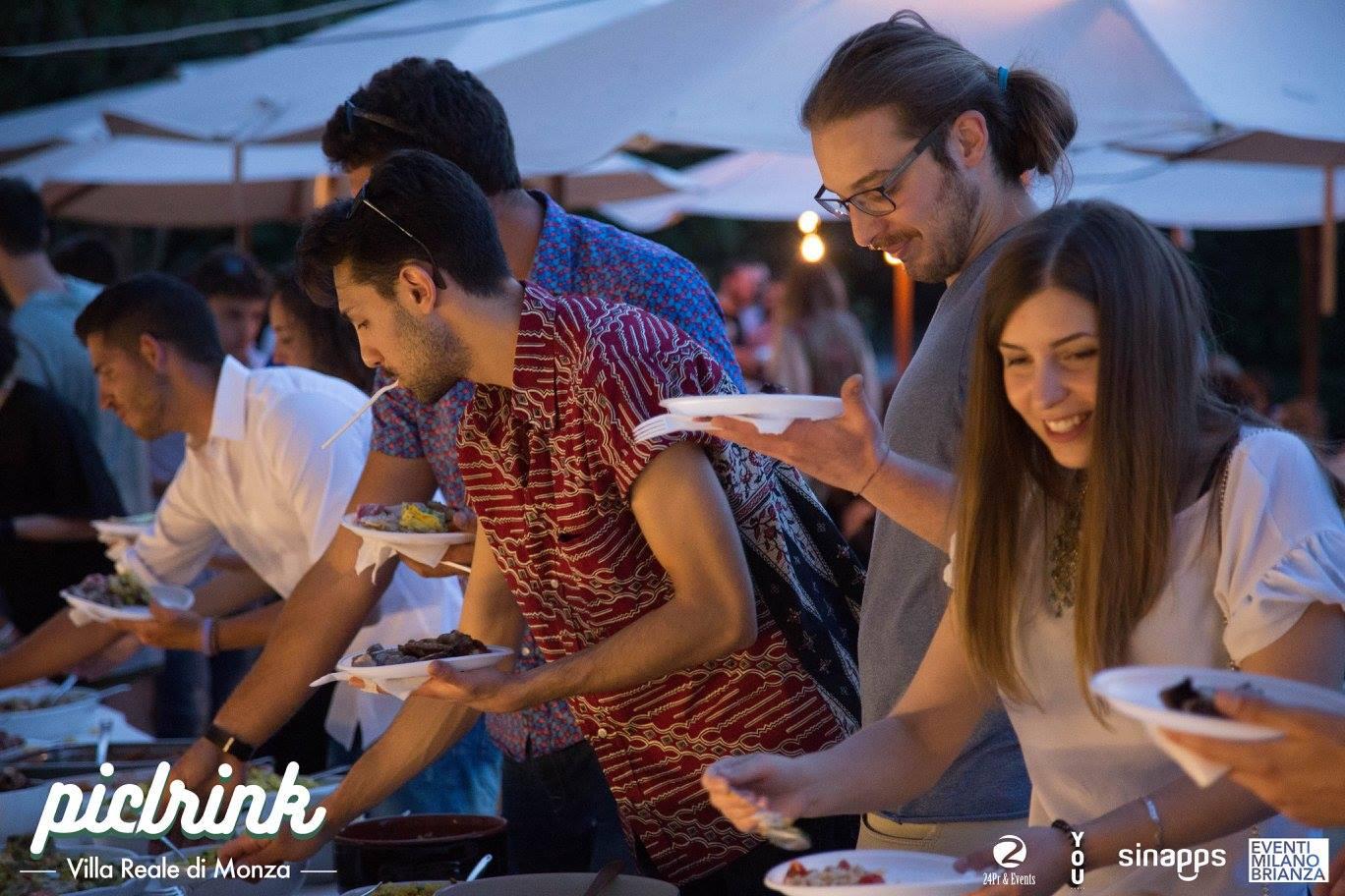 PicDrink / Open Air Aperitif & DJ Set