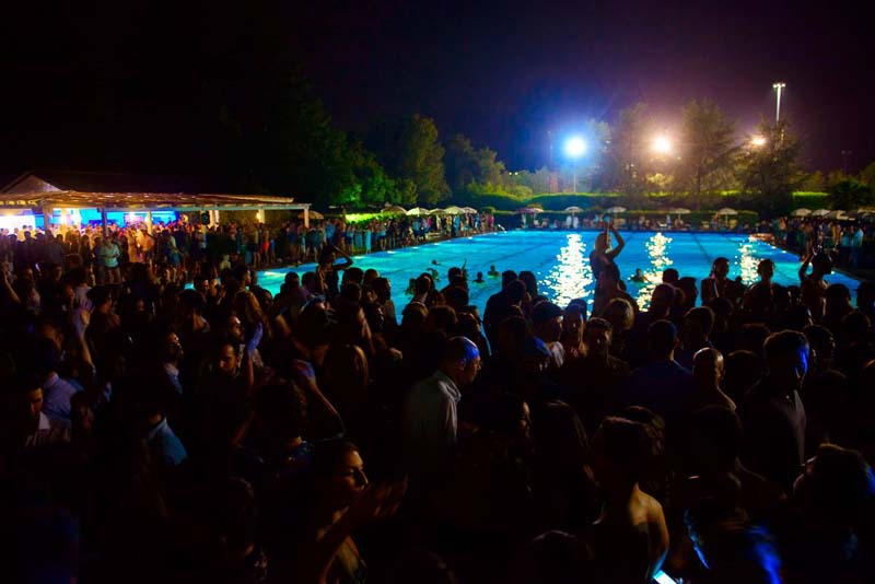ASPRIA Harbour Club @ PoolParty