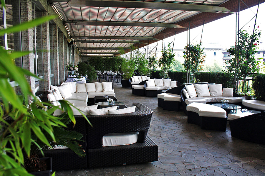 terrazza palestro