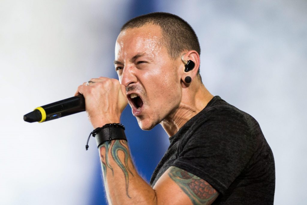 chester linkin park music rock love rip