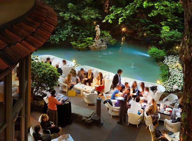 Settimana della Moda   HOTEL Sheraton Diana Cocktail Party   YOUparti