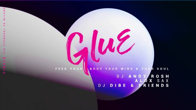 Glue / Special Guest After Jesus + Dibe & Friends | YOUparti