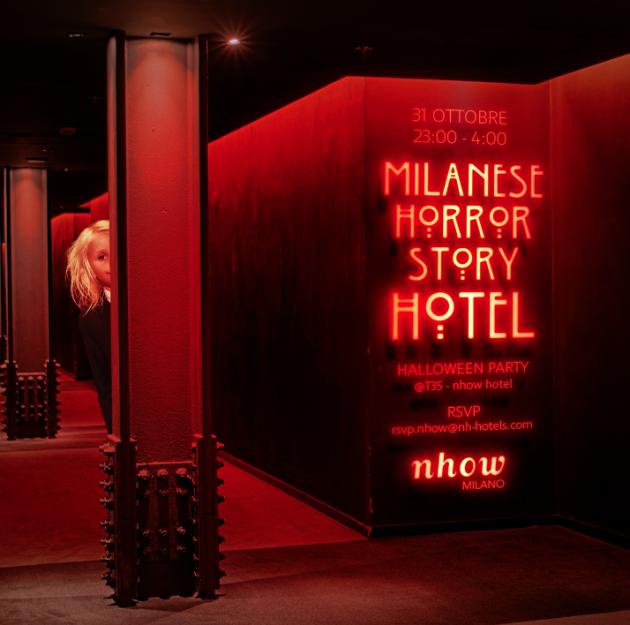 nhow hotel milano youparti evento party musica halloween capodanno